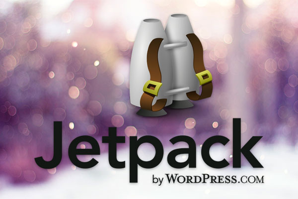 Jetpack Holiday Snow